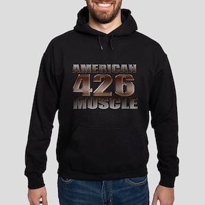 American Muscle 426 Hemi Hoodie (dark)