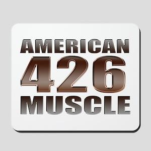 American Muscle 426 Hemi Mousepad