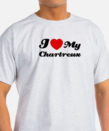 I love my Chartreux T-Shirt