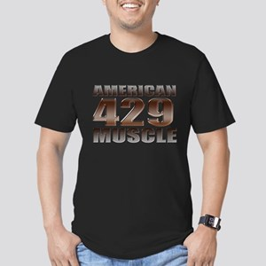 American Muscle 429 Ford Cobr Men's Fitted T-Shirt