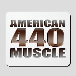 American Muscle Mopar 440 Mousepad