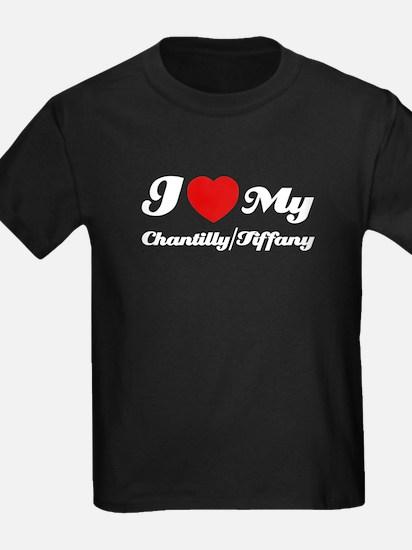 I love my Chantilly/Tiffany T