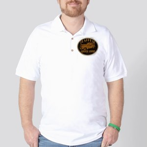 1940 Ford Deluxe Coupe Flathe Golf Shirt