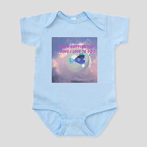 Cloud Hopping The Thing I Lov Infant Bodysuit