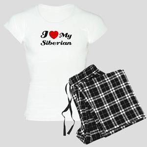 I love my Siberian Women's Light Pajamas