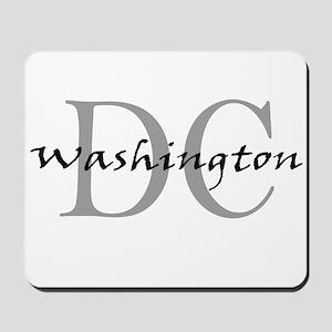Washington thru DC Mousepad