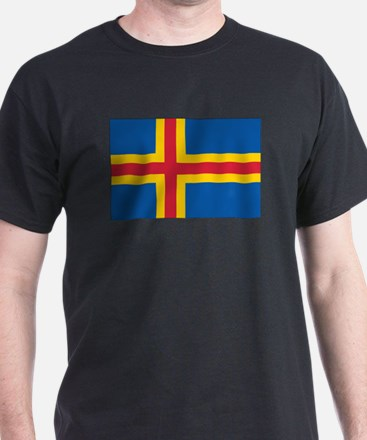 Åland Flag T-Shirt