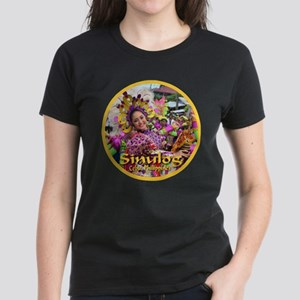 Sinulog, Cebu, Philippines Women's Dark T-Shirt
