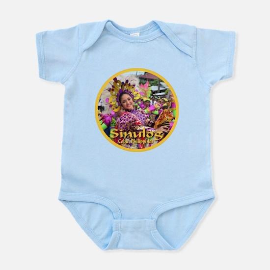 Sinulog, Cebu, Philippines Infant Bodysuit