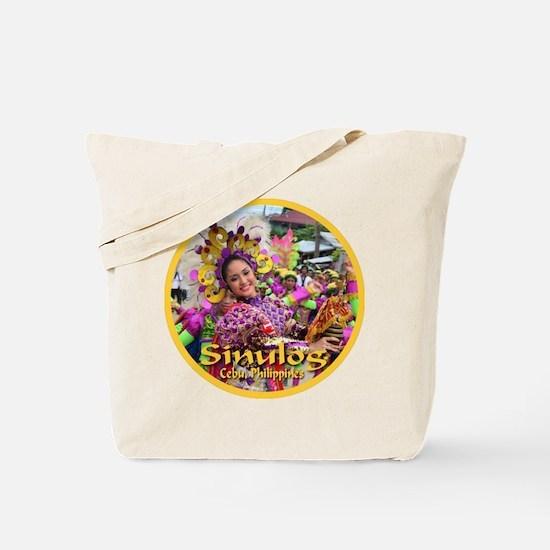 Sinulog, Cebu, Philippines Tote Bag