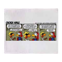 0348 - Rusty wrench Throw Blanket