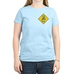 Blue Jay Crossing Sign Women's Light T-Shirt