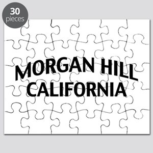 Morgan Hill California Puzzle
