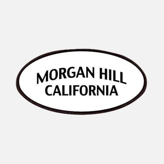 Morgan Hill California Patches
