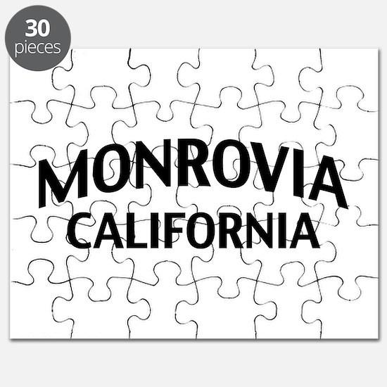 Monrovia California Puzzle