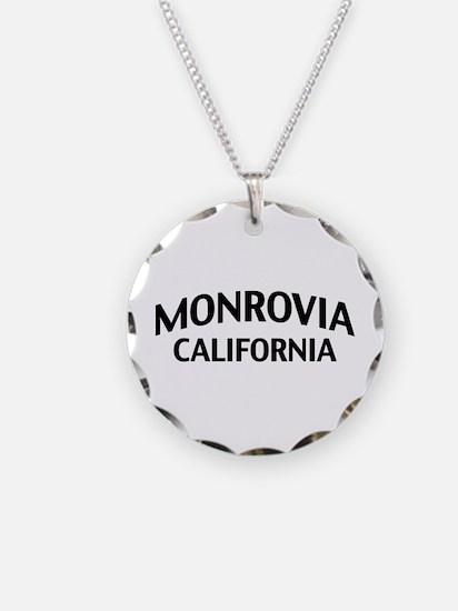 Monrovia California Necklace