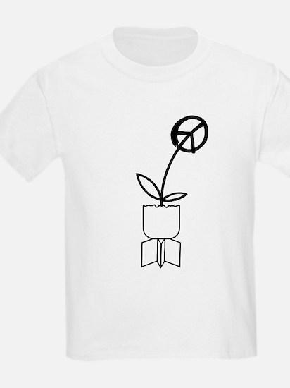 Vintage Soviet Peace Sign T-Shirt