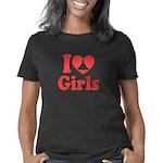 I Heart Girls Women's Classic T-Shirt