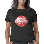 Bacon is Meat Candy Women's Classic T-Shirt