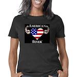 American Fever Strong Hear Women's Classic T-Shirt