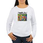 Tortuga Red Hot Women's Long Sleeve T-Shirt