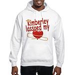 Kimberley Lassoed My Heart Hooded Sweatshirt