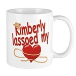 Kimberly Lassoed My Heart Mug