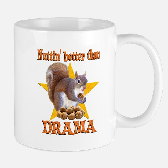 Drama Squirrel Mug