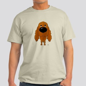 Big Nose Irish Setter Light T-Shirt