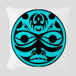 A NEW SPIRIT Woven Throw Pillow
