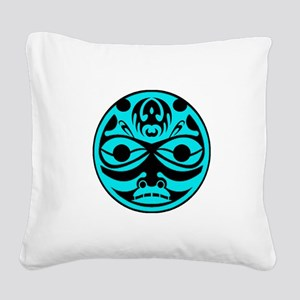 A NEW SPIRIT Square Canvas Pillow