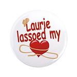 Laurie Lassoed My Heart 3.5