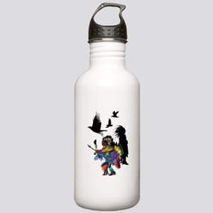 NATURAL TRIBUTE Water Bottle