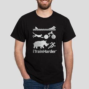 iTrainHarder Dark T-Shirt