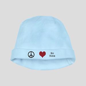 Brit Shalom baby hat