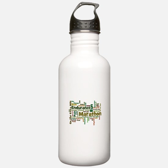 Runner Jargon Water Bottle