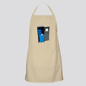 Recycling School Items Apron