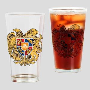 Armenia Drinking Glass