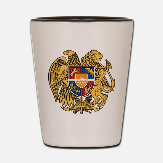 Armenia Shot Glass
