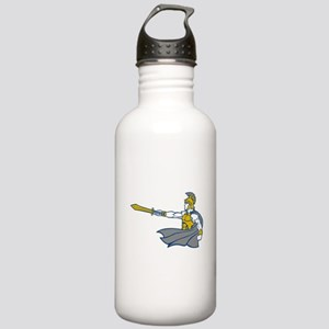 Roman Warrior Stainless Water Bottle 1.0L