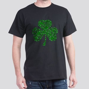 Irish Shamrocks Dark T-Shirt