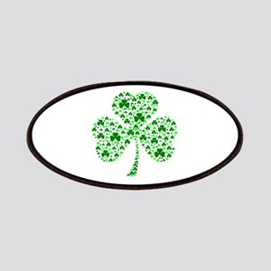 Irish Shamrocks Patches