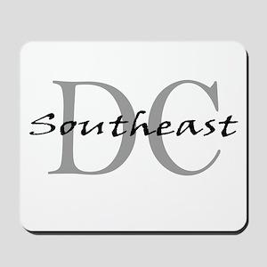 Southeast thru DC Mousepad