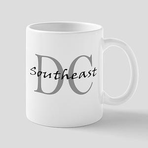 Southeast thru DC Mug