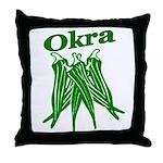 OIKRA Throw Pillow