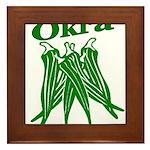 OIKRA Framed Tile