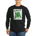 OIKRA Long Sleeve Dark T-Shirt