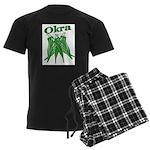 OIKRA Men's Dark Pajamas
