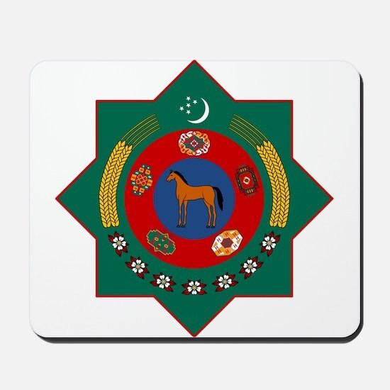Turkmenistan Mousepad