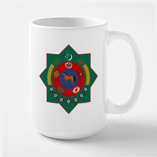 Turkmenistan Large Mug